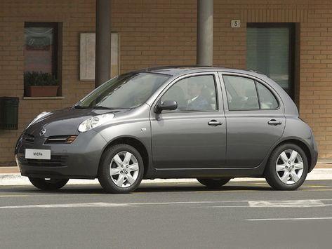 Nissan Micra (K12) 11.2002 - 12.2005