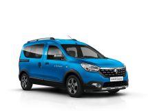 Renault Dokker Stepway 2018, минивэн, 1 поколение