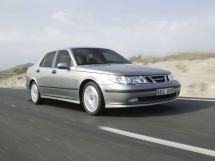 Saab 9-5 рестайлинг 2001, седан, 1 поколение
