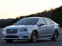 Subaru Legacy 6 поколение, 02.2014 - 01.2017, Седан