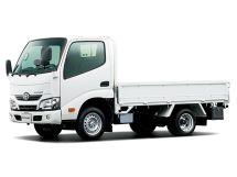 Toyota ToyoAce 3-й рестайлинг 2016, грузовик, 7 поколение