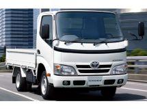 Toyota ToyoAce 2-й рестайлинг 2007, грузовик, 7 поколение