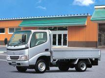 Toyota ToyoAce 2-й рестайлинг 2006, грузовик, 7 поколение