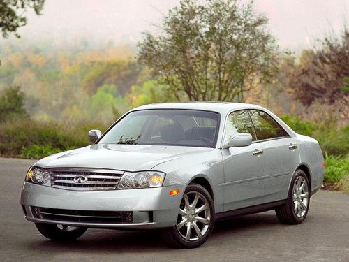 Infiniti M45 2002 - 2004