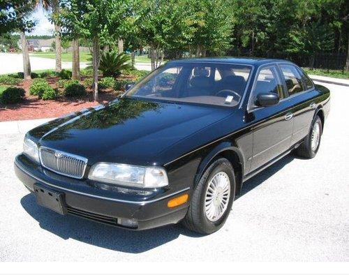 Infiniti Q45 1993 - 1996