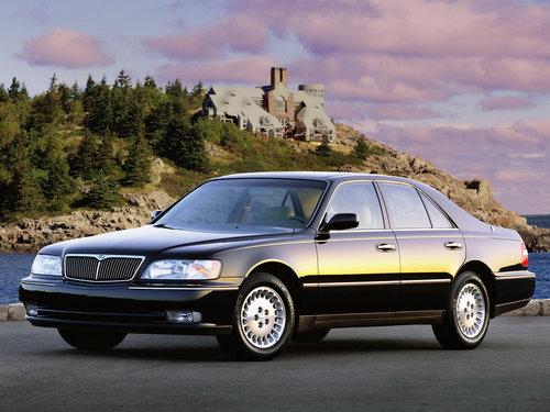 Infiniti Q45 1996 - 2000