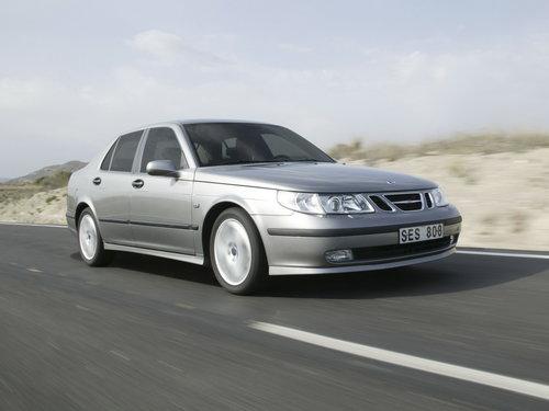 Saab 9-5 2001 - 2005