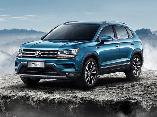 Volkswagen Tharu 2018