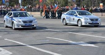 1 мая перекроют улицу Ленина и дороги вокруг сквера Кирова.