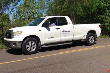 Toyota Tundra пробежала без капитального ремонта 1,6 млн километров