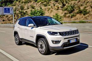 Обновленный Jeep Compass получит 1,3-литровый мотор