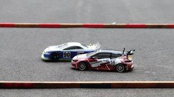 Соревнования включали заезды внедорожников и прототипов городских автомобилей.