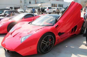 В Новосибирске на базе Marussia создадут новый спорткар