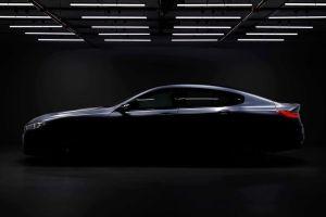 Опубликована первая фотография конкурента Porsche Panamera от BMW