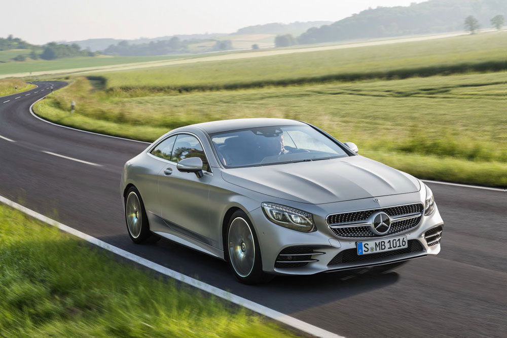 В России отзывают Mercedes-Benz S-Class