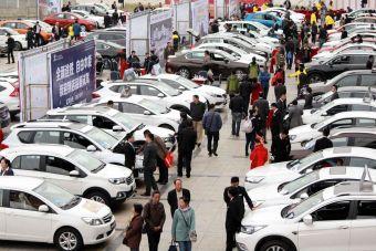 Вскоре подержанные китайские автомобили могут выплеснуться на мировой рынок