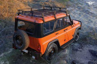 УАЗ начал продажи экспедиционного Хантера