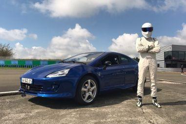 Спорткар Tagaz Aquila протестировал Стиг из Top Gear (не шутка)