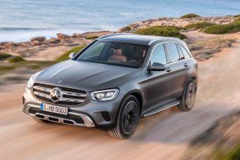 Вскоре Mercedes-Benz GLC начнут собирать в России