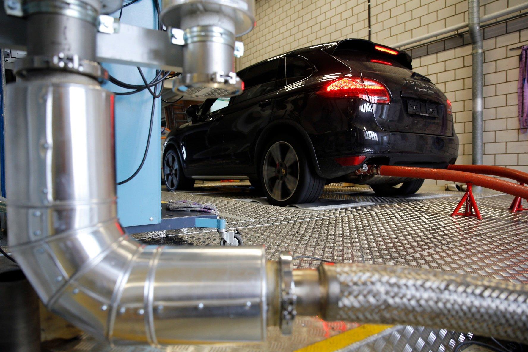 Porsche заплатит €535 млн за махинации с дизельными двигателями