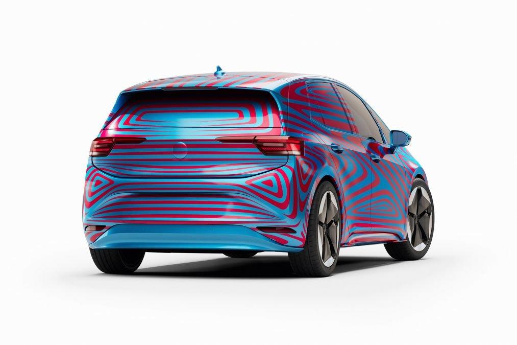 Volkswagen начал прием заказов на электромобиль ID.3