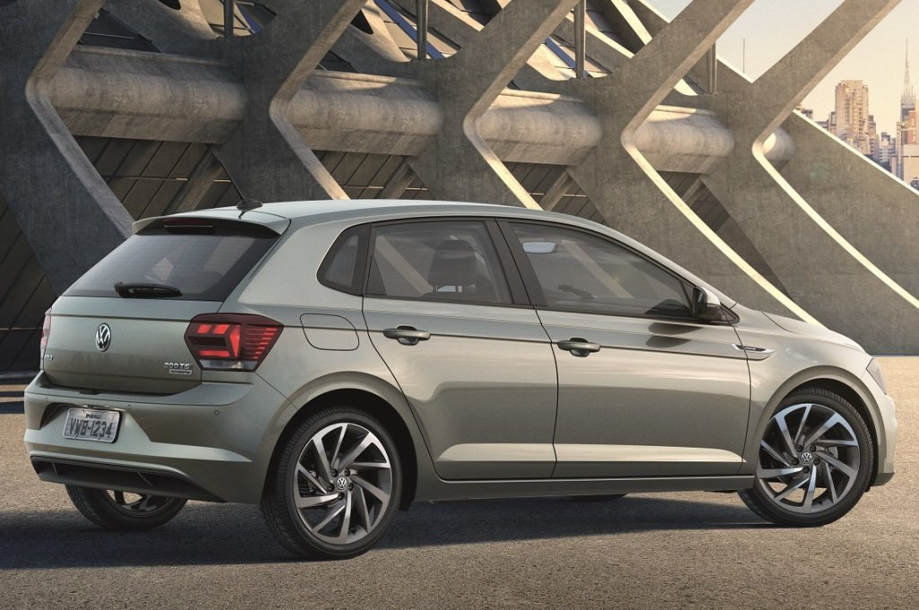 Volkswagen работает над новым кроссовером на базе хэтчбека Polo
