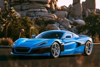В будущих электромобилях Hyundai будет частичка Rimac