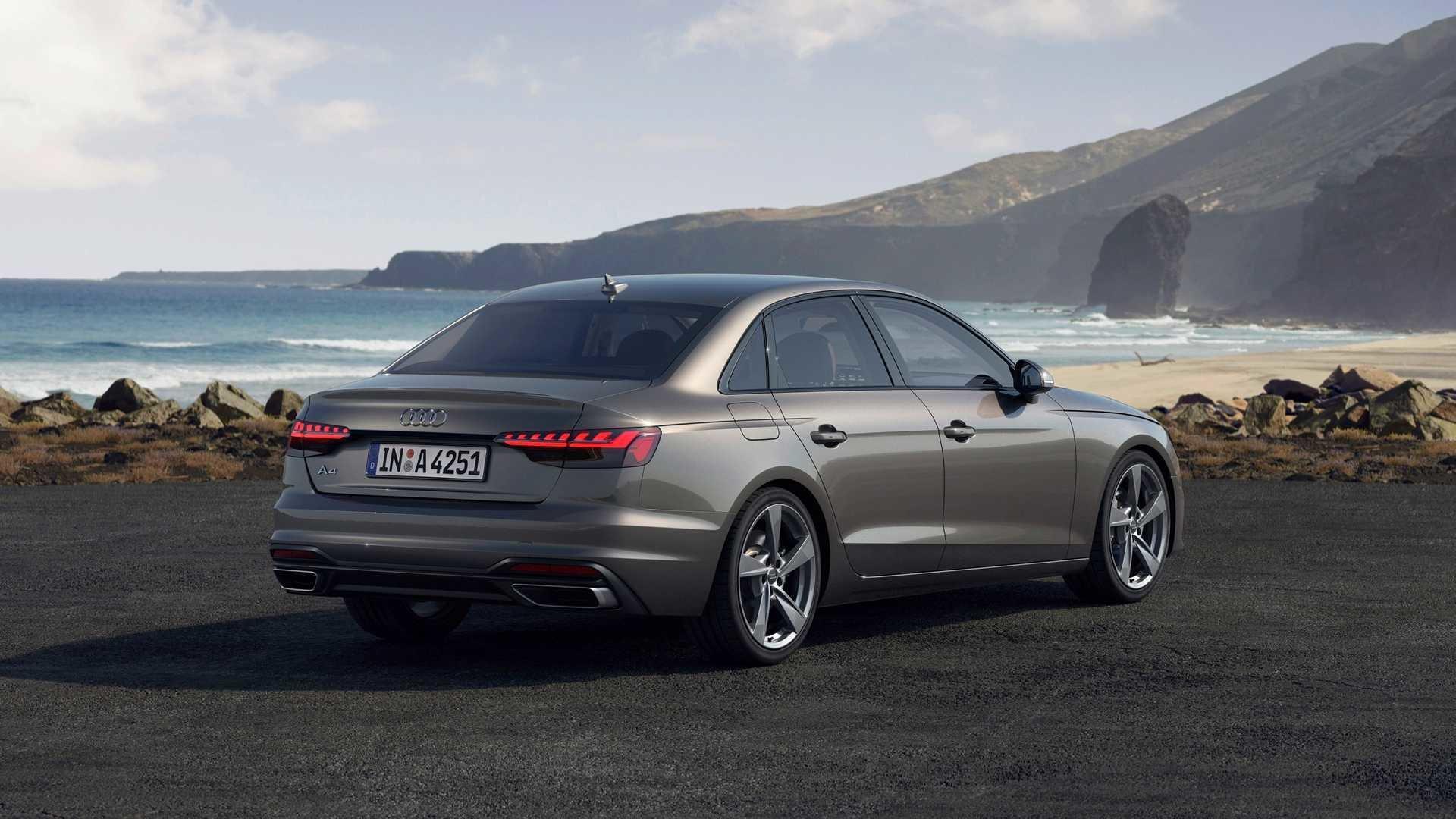 Обновленное семейство Audi A4 больше изменилось визуально, чем технически