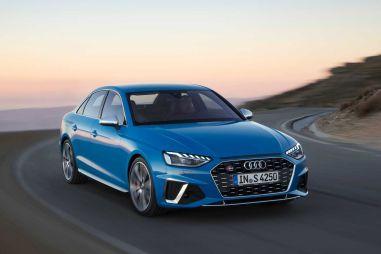 С обновлением семейство Audi A4 больше изменилось визуально, чем технически