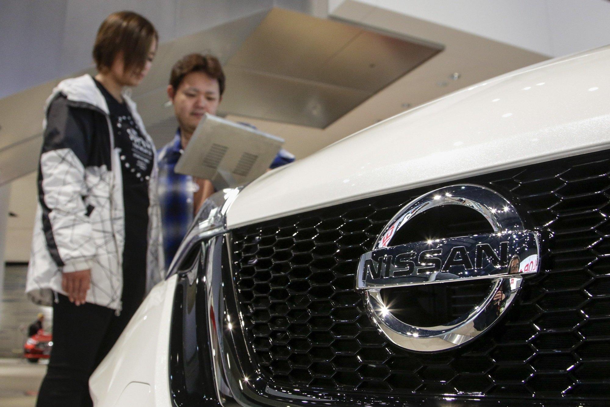 Чистая прибыль Nissan упала до минимума за последние десять лет