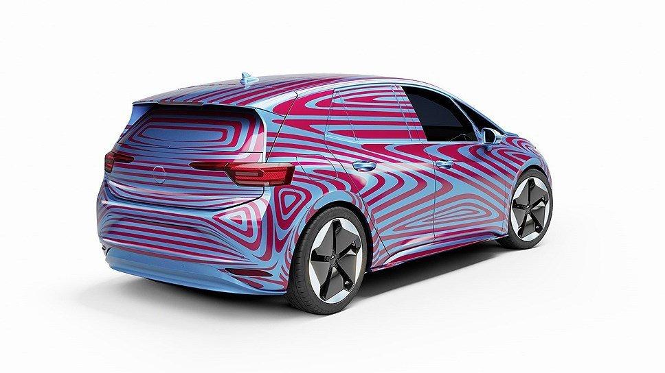 Volkswagen фиксирует шквальный спрос на свой первый электрический хэтчбек