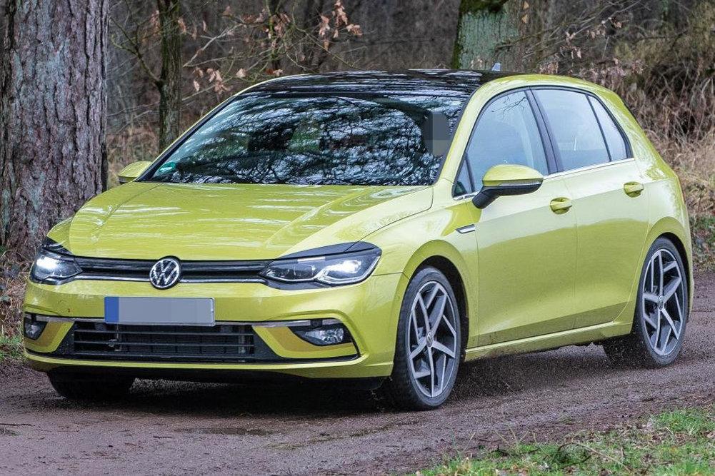 Раскрыт интерьер следующего Volkswagen Golf