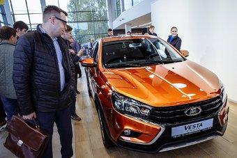 Программы призваны поддержать спрос на новые автомобили