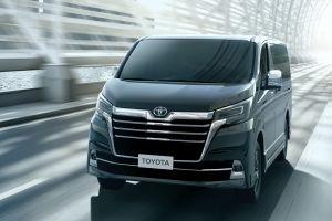 Toyota возродила модель Granvia