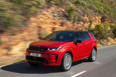 Discovery Sport изменился внешне и обзавелся гибридным приводом