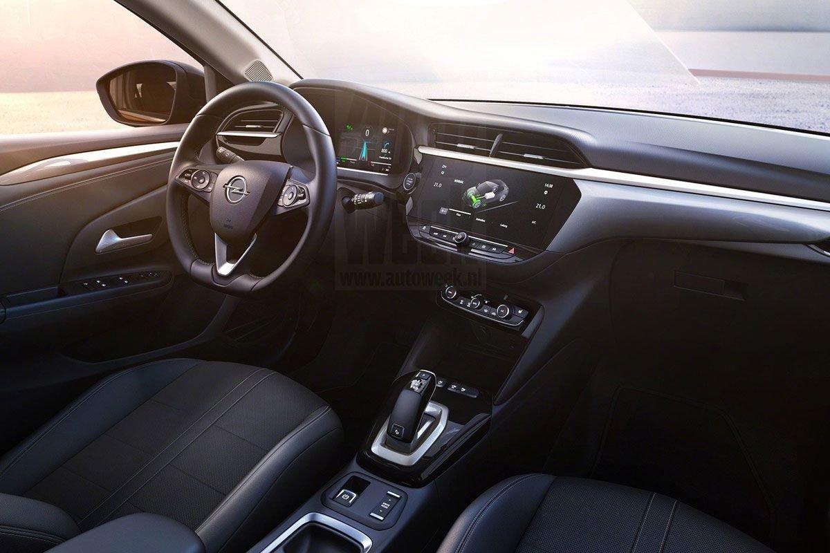 В Интернет утекли официальные фотографии Opel Corsa нового поколения. Она симпатичная!