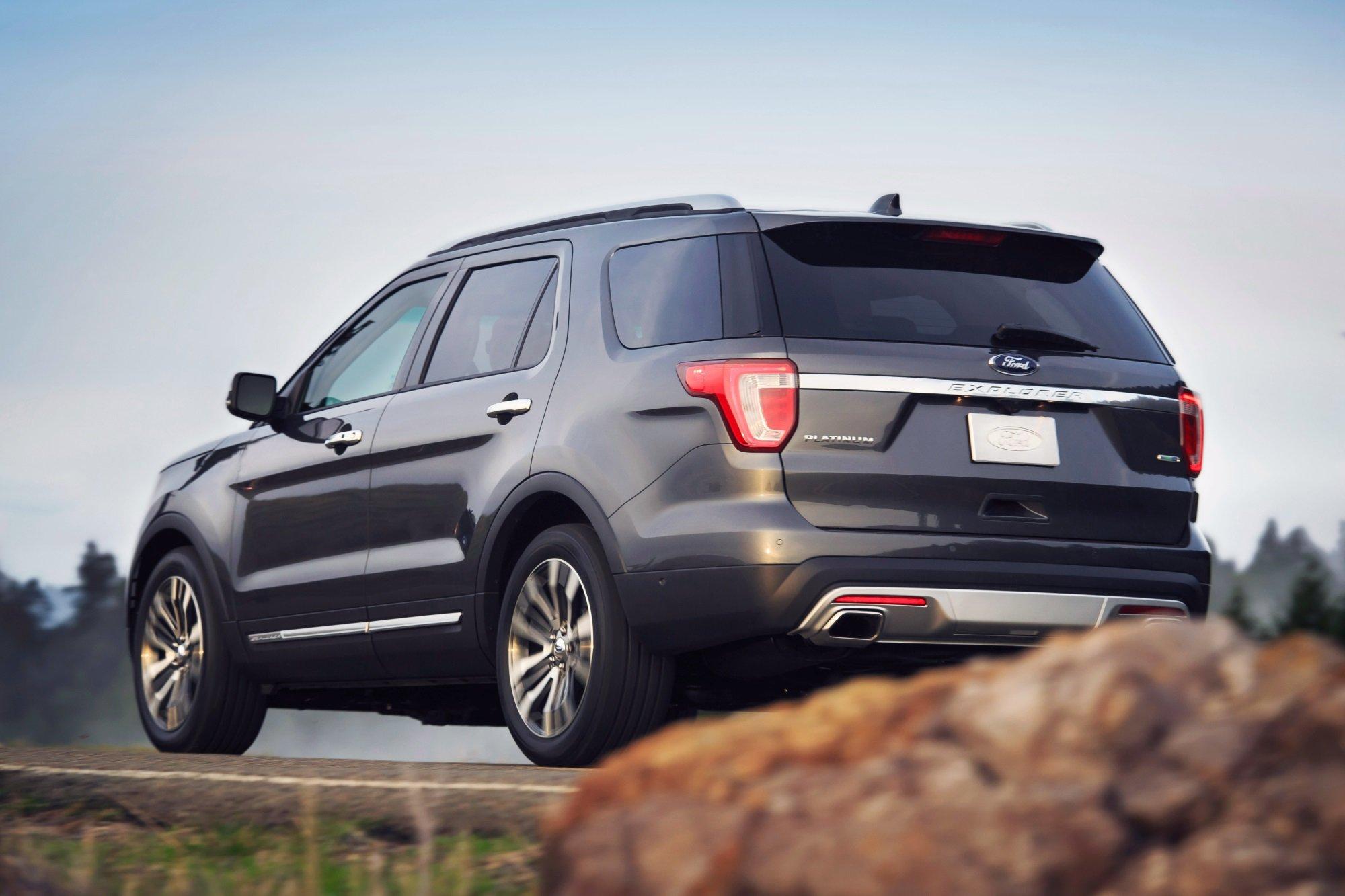 В России объявлен массовый отзыв Ford Explorer — очень опасный дефект подвески
