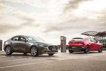 Отличительной особенностью Mazda3 стал новый бензиновый мотор, способный работать без свечей зажигания
