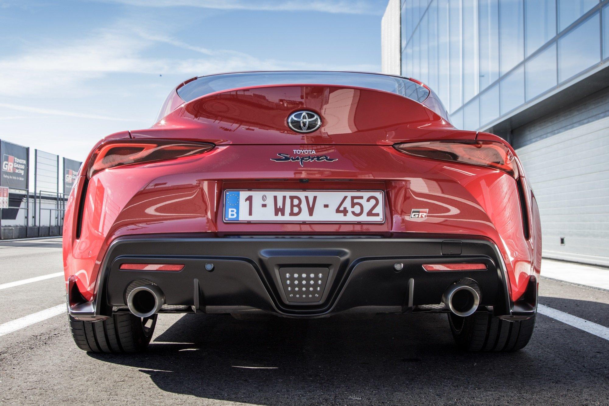 Заказы на Toyota Supra в России начнут принимать на следующей неделе