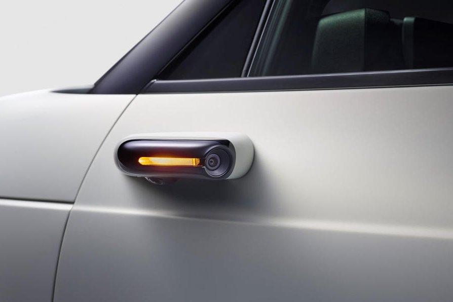 Новый электромобиль Honda потеряет зеркала