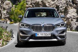 BMW представила рестайлинговый кроссовер X1: теперь его можно заряжать от розетки