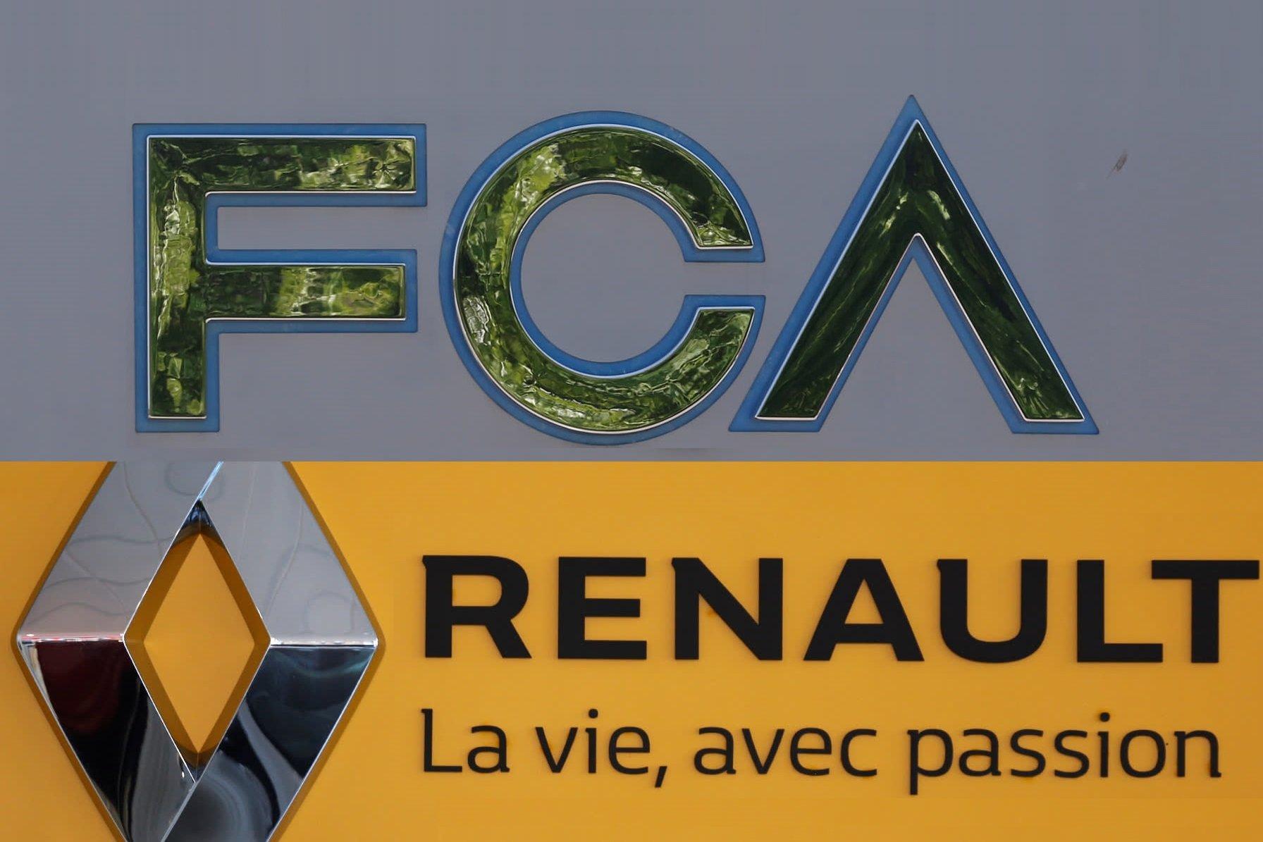 Альянс Renault–Nissan–Mitsubishi раздумывает над предложением Fiat Chrysler Automobiles о слиянии