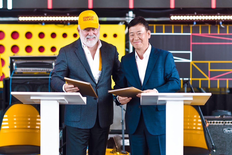 Hyundai-шеринг: корейцы создают свой сервис мобильности в партнерстве со Сколково