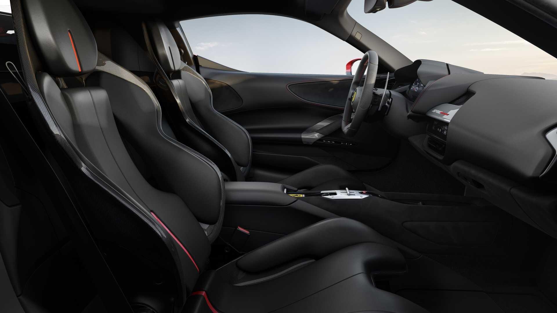 Ferrari представила самую мощную машину в своей истории
