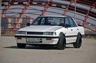 Народное ретро. Nissan Skyline R31 1987 года. С «четверки» на «восьмерку»