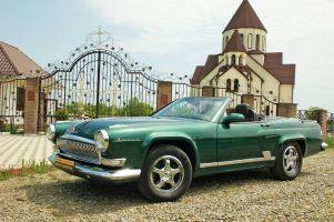 Mercedes-Benz SL 500 «Волкодав»: зверь в ретрошкуре
