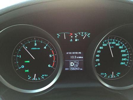 Toyota Land Cruiser 2011 - отзыв владельца