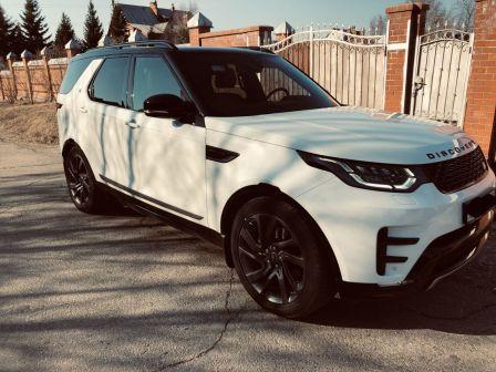 Land Rover Discovery 2018 - отзыв владельца