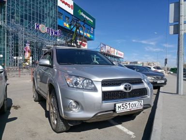 Toyota RAV4 2009 отзыв автора | Дата публикации 03.05.2019.