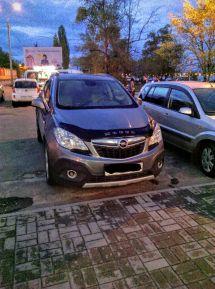Отзыв о Opel Mokka, 2014 отзыв владельца